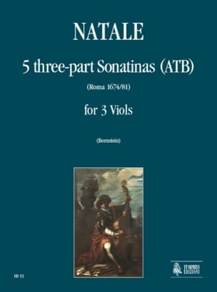 Pompeo Natale - 5 Sonatines A 3 Voice - Sheet Music - di-arezzo.co.uk