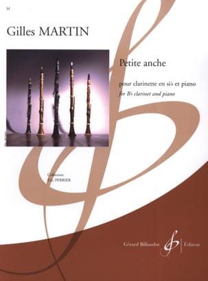 Gilles Martin - Small Reed - Sheet Music - di-arezzo.com