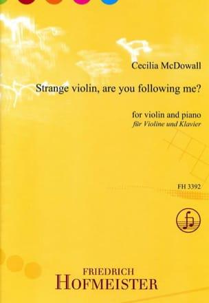 Strange Violin, Are You Following me ? - laflutedepan.com