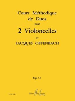 Cours duos violoncelles Op 53 Livres 1.2 et 3 - laflutedepan.com