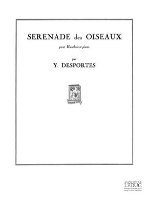 Yvonne Desportes - Serenade des Oiseaux - Partition - di-arezzo.fr