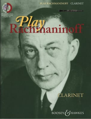 RACHMANINOV - Play Rachmaninoff - Clarinet - Sheet Music - di-arezzo.com