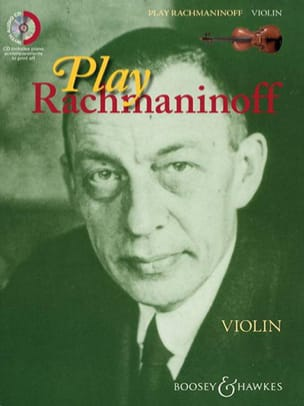 RACHMANINOV - Play Rachmaninoff - Violin - Sheet Music - di-arezzo.com