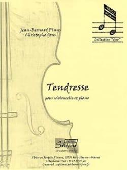 Tendresse - Plays Jean-Bernard / Gras Christophe - laflutedepan.com