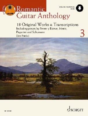 Romantic Guitar Anthology Vol.3 - Partition - laflutedepan.com