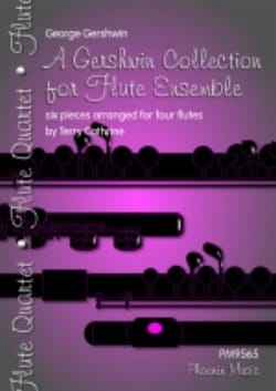 A Gershwin Collection For Flute Ensemble George Gershwin laflutedepan