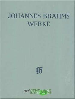 Johannes Brahms - Concerto Pour Violon Ré Majeur Op. 77 - Partition - di-arezzo.fr