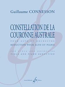 Guillaume Connesson - Constelación de la corona del sur - Partitura - di-arezzo.es