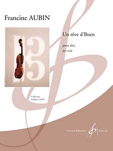 Francine Aubin - A dream of Ibsen - Sheet Music - di-arezzo.com