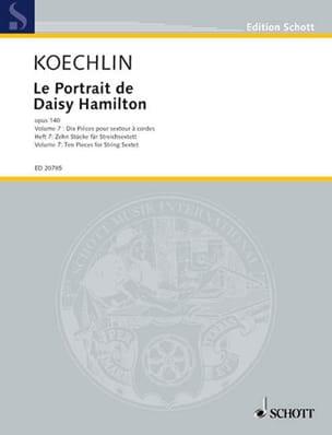 Le Portrait de Daisy Hamilton Op.140 Vol.7 - laflutedepan.com