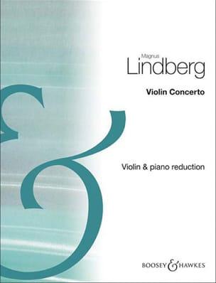 Magnus Lindberg - Concerto Violon - Partition - di-arezzo.fr