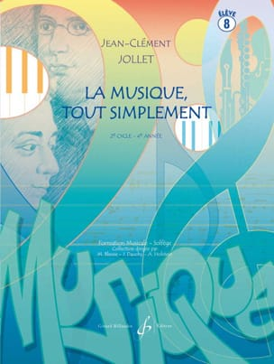 Jean-Clément Jollet - Music Simply - Volume 8 - Sheet Music - di-arezzo.co.uk