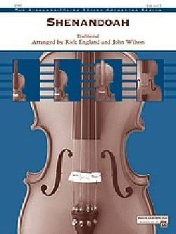 Traditionnel - Shenandoah - Grade 3 - Sheet Music - di-arezzo.com