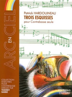 Patrick Hardouineau - Three Sketches - Sheet Music - di-arezzo.com