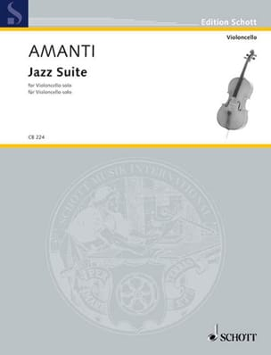 Lucio Franco Amanti - Jazz Suite - Sheet Music - di-arezzo.co.uk