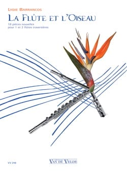 Lydie Barrancos - The Flute and the Bird - Sheet Music - di-arezzo.com