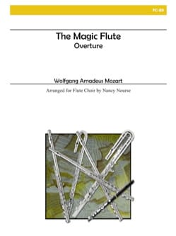 The Magic Flute Overture - MOZART - Partition - laflutedepan.com