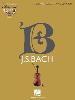 Concerto en la Min. BWV 1041 - laflutedepan.com