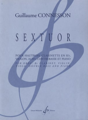 Guillaume Connesson - Sextet - Conductor and Separate Parts - Sheet Music - di-arezzo.com