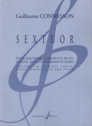 Guillaume Connesson - Sextuor - Conducteur et Parties Séparées - Partition - di-arezzo.ch