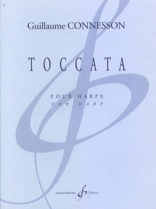 Guillaume Connesson - Toccata - Partition - di-arezzo.fr