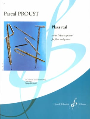 Pascal Proust - Plaza Real - Sheet Music - di-arezzo.co.uk
