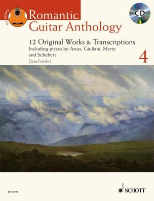 Romantic Guitar Anthology Vol.4 - Partition - laflutedepan.com
