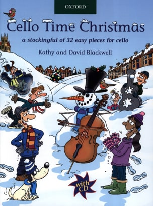 Cello Time Christmas - Sheet Music - di-arezzo.com