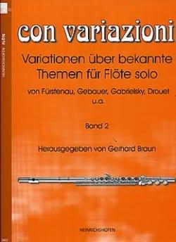- Con Variazioni Band 2 - Partition - di-arezzo.fr