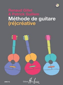 Renaud GILLET et Patrick GUILLEM - Recreational Guitar Method - Sheet Music - di-arezzo.co.uk