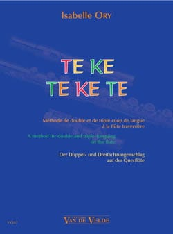 Isabelle Ory - TE KE TE KE TE - Sheet Music - di-arezzo.co.uk