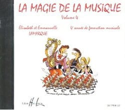 Elisabeth LAMARQUE et Marie-José GOUDARD - CD - The Magic of Music Volume 4 - Sheet Music - di-arezzo.com
