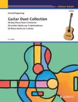 Konrad Ragossnig - Guitar Duet Collection - Partition - di-arezzo.fr