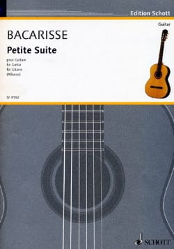 Petite Suite - Salvador Bacarisse - Partition - laflutedepan.com