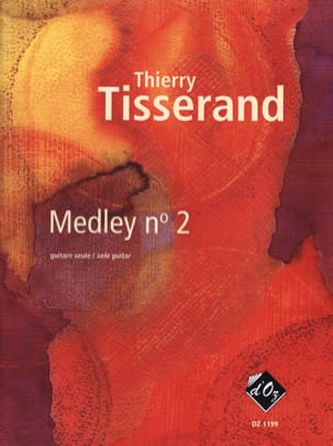 Thierry Tisserand - Medley Volume 2 - Partition - di-arezzo.fr