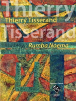 Rumba Noema Thierry Tisserand Partition Guitare - laflutedepan