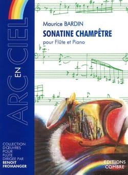 Maurice Bardin - Sonatine Champêtre - Partition - di-arezzo.fr