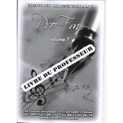 - Pro FM Vol 7 - Teacher's Booklet - Sheet Music - di-arezzo.co.uk