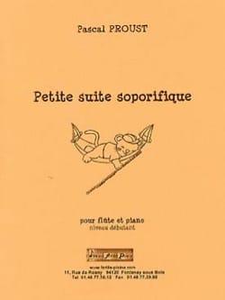 Petite Suite Soporifique - Pascal Proust - laflutedepan.com