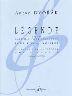 DVORAK - Caption Op.95 - Sheet Music - di-arezzo.com