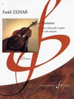 Farid Zehar - Romance - Sheet Music - di-arezzo.com