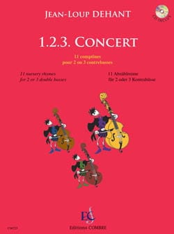 Jean-Loup Dehant - 1.2.3 Concert - Sheet Music - di-arezzo.co.uk