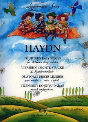 HAYDN - 14 Easy Pieces For Children's String Orchestra 1ère Position - Partition - di-arezzo.fr