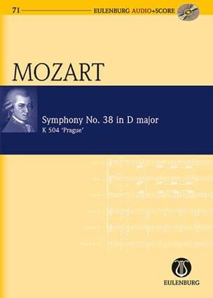 Wolfgang Amadeus Mozart - Symphonie N°38 En Ré Maj. Kv.504 Prague - Partition - di-arezzo.fr