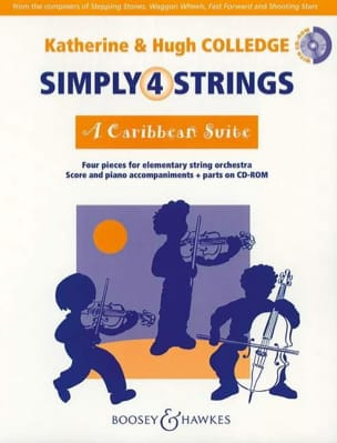 - A Caribbean Suite - Simply Four Strings Rom - Partition - di-arezzo.fr
