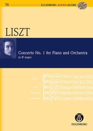 Concerto N°1 En Mib Maj. Piano et Orchestre - laflutedepan.com