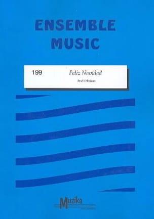José Feliciano - Feliz Navidad - Partition - di-arezzo.fr
