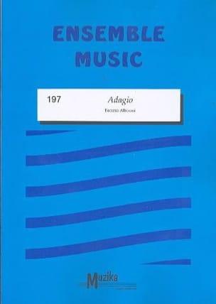 Adagio ALBINONI Partition ENSEMBLES - laflutedepan