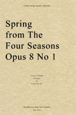 Les Saisons - Printemps - Antonio Vivaldi - laflutedepan.com