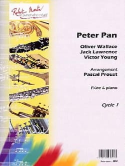 Pascal Proust - Peter Pan - Partition - di-arezzo.fr